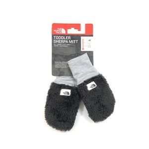 The NorthFace Toddler Sherpa Mittens